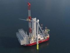 招商工业拿下81亿新一代风电安装船订单
