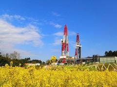 中石化在四川探明千亿方大气田